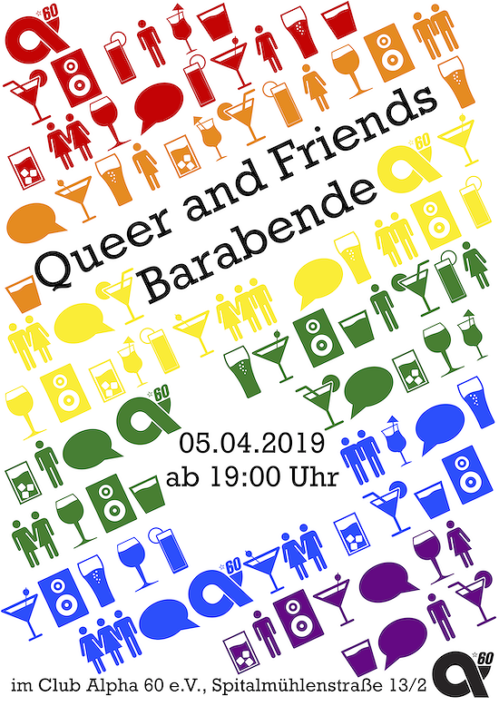 Queer and Friends Barabend